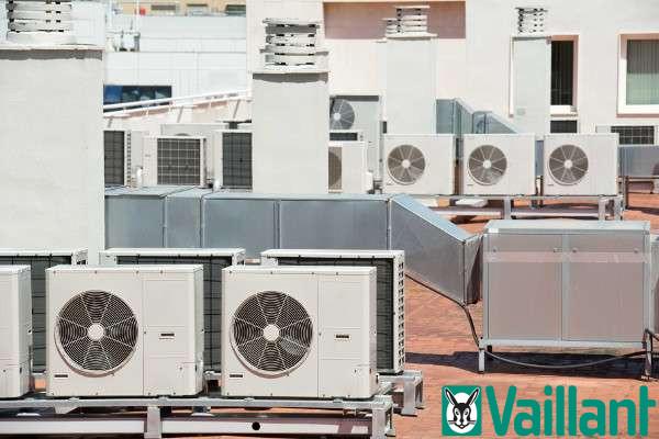 climatización vaillant Camarma de Esteruelas